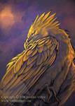 Preening Phoenix