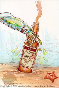 Whiskey Squid