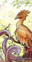 Amberfeather Phoenix by Nambroth