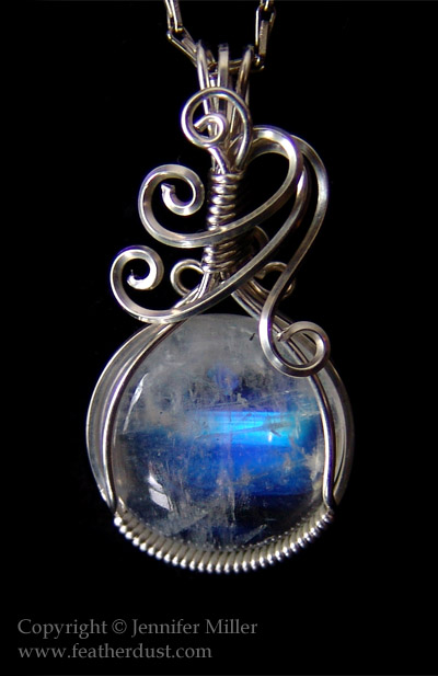 crystal blue horizon moonstone by nambroth on deviantart