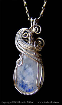 Silent Song Moonstone