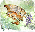 Wisteria Gryphon