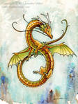 Coily Eastern Dragon