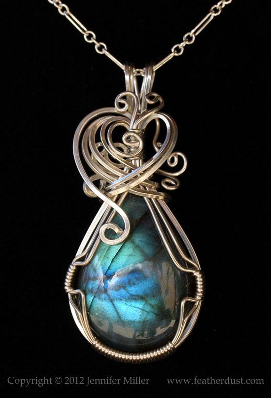 Blue promise labradorite pendant by nambroth on deviantart blue promise labradorite pendant by nambroth mozeypictures Choice Image
