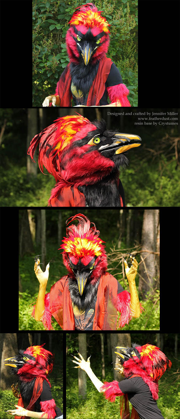 Phoenix - Cinder by Nambroth