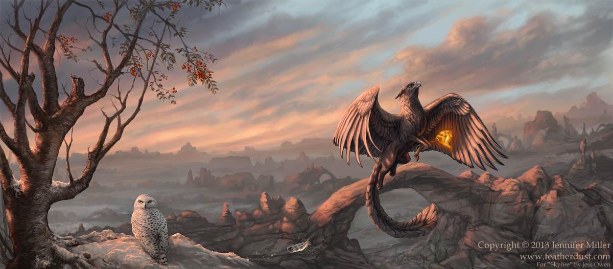 Skyfire by Nambroth