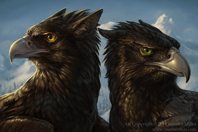 Archgriffins genetically modified noble beasts starfinder rpg - A picture of a griffin the creature ...