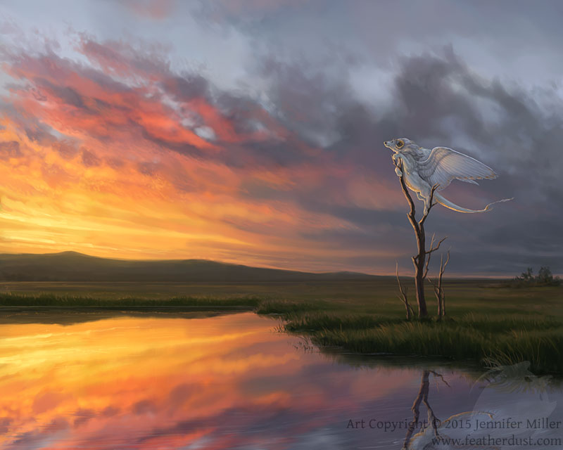 Crepuscular Breeze by Nambroth