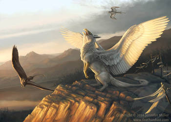 The Gryphon's Call