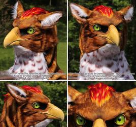 Tyrrlin Mask by Nambroth