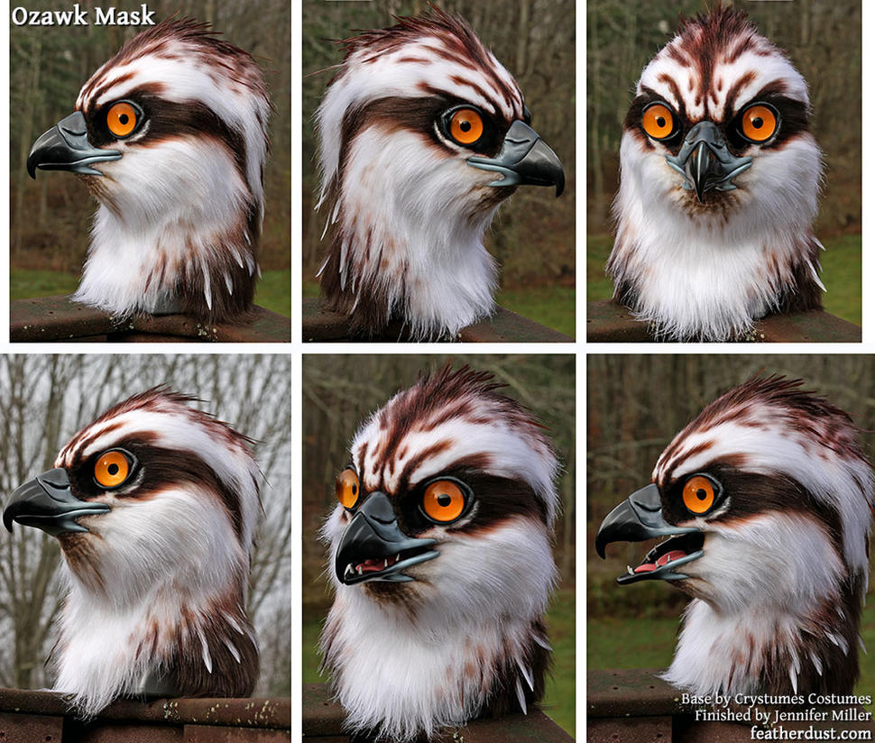 Ozawk Mask by Nambroth