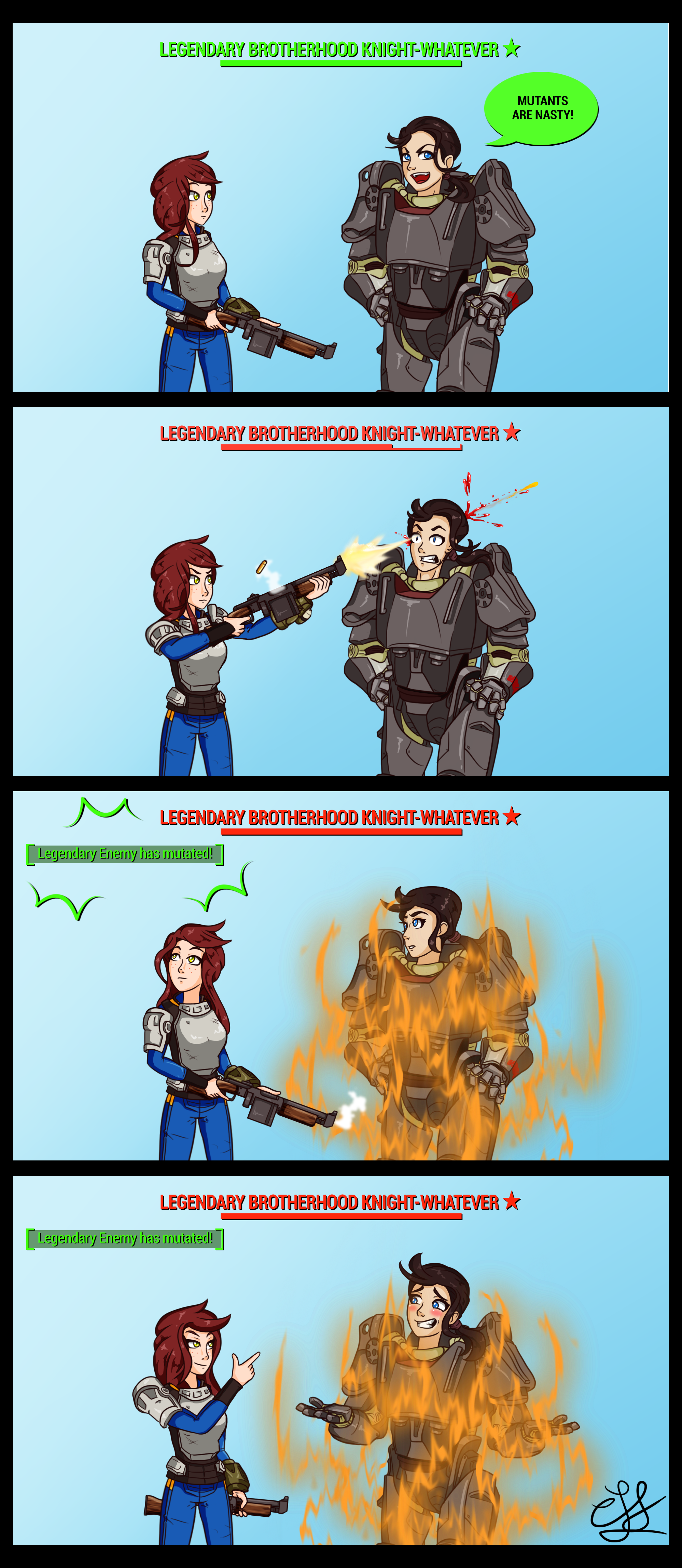Fallout  Bos Build