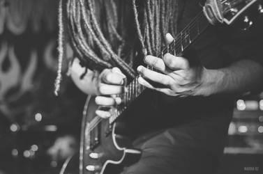 Guitar by anacletus