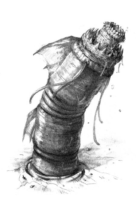 Temple of Modren - Reaver Portrait by radioblur