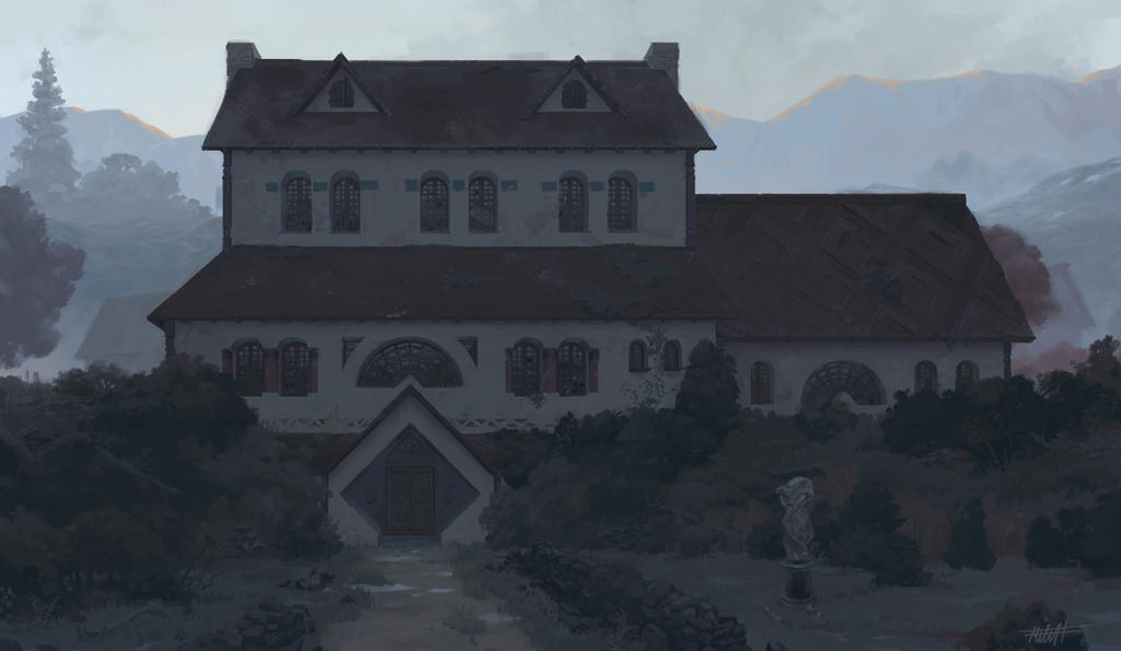 The Duke's Hunting Lodge by radioblur