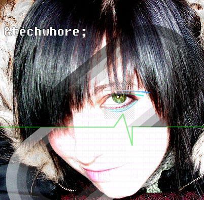 TechWhore by plastixwrappp