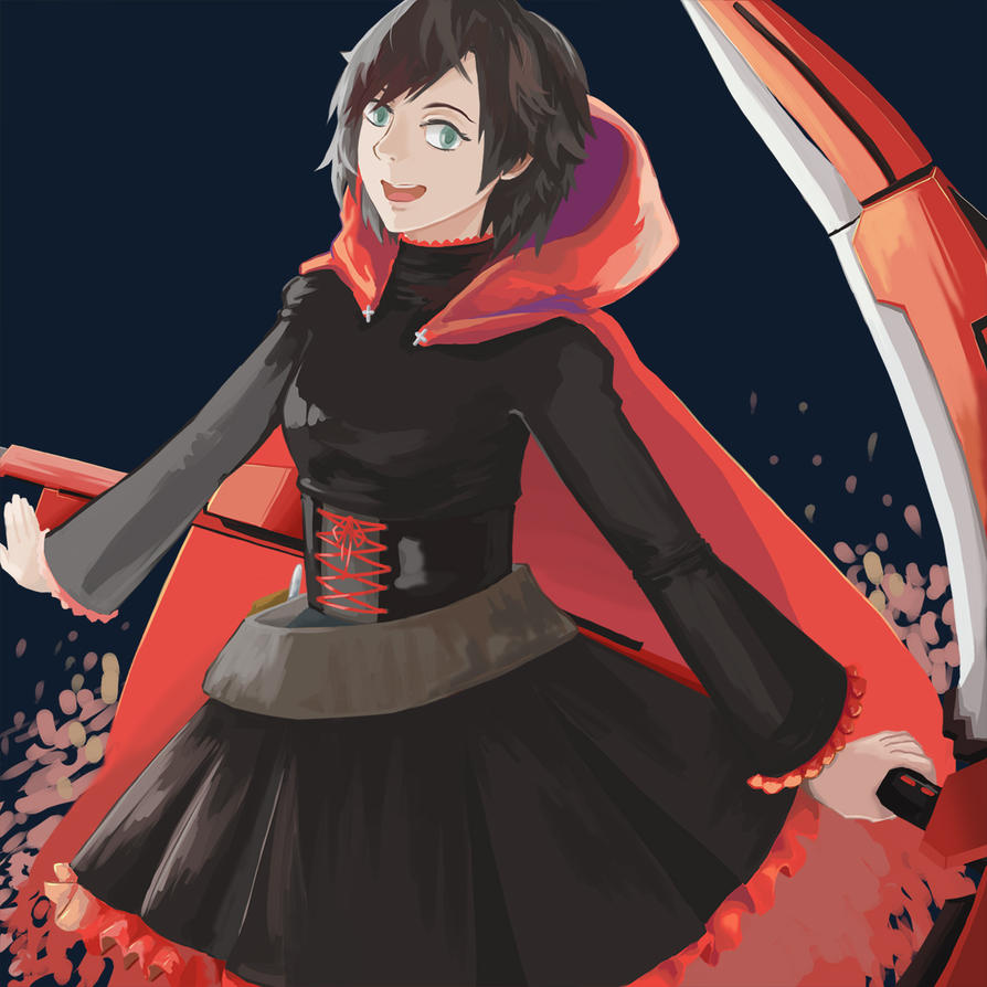 Ruby by MiiChiu