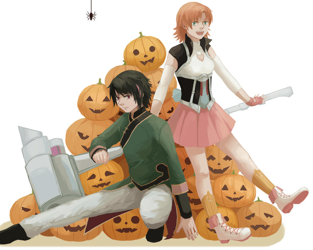 halloween is coming! by MiiChiu