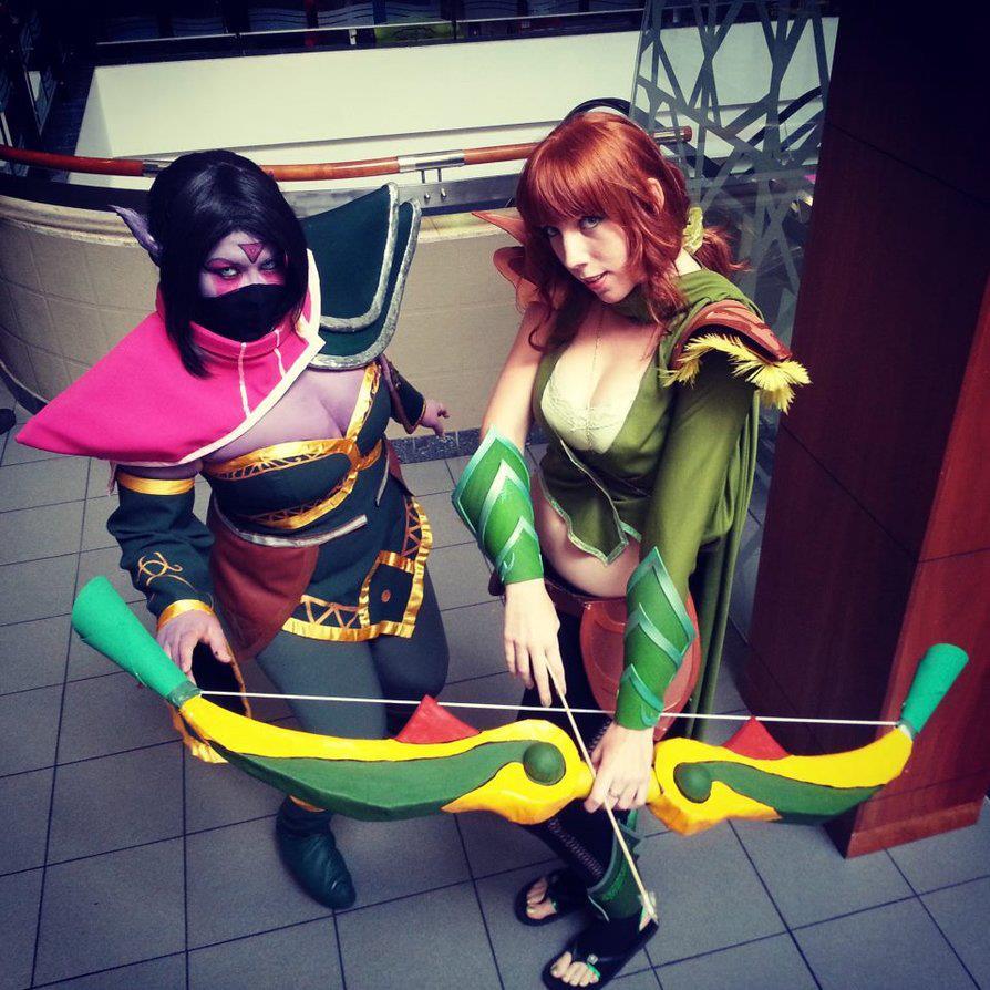 lanaya dota 2 cosplay - photo #26