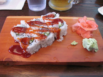 Spicy Tuna by FortheBananna