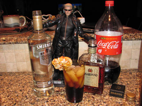 How to Make a Fat Wesker