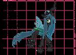 Queen Changeling Cross Stitch Pattern by AgentLiri
