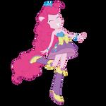 Pinkie Pie Equestria Girls Vector