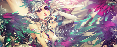 Request:Beautiful by FoXusWorks