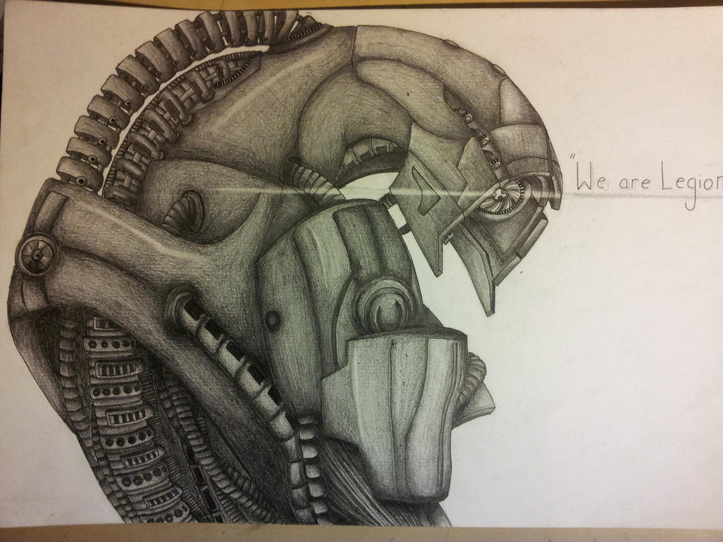 Legion by LighterShadeOfGrey72