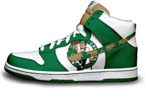 Nike Dunk: Boston Celtics V.1