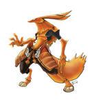 Ninja Fox update