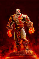 Kratos Boxer! by thiago-almeida