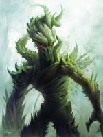 Mr.Ivy by thiago-almeida