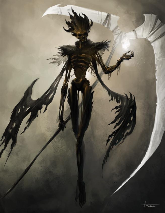 deathy by thiago-almeida