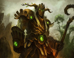 Druid by thiago-almeida