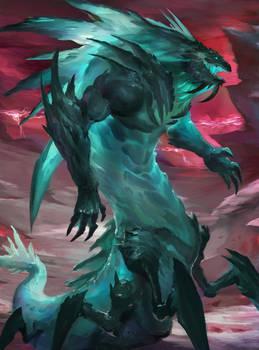 creature_002- Kraken