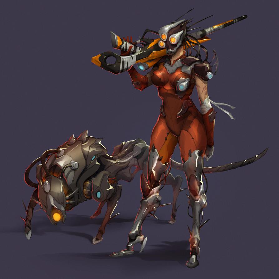 3# Berseker- Sniper by thiago-almeida