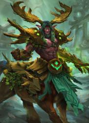 Cenarius, Lord of Forrest