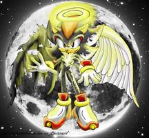 broken angel by shadowhatesomochao