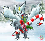 CE: Kyurem at christmas