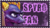 Spyro Fan STAMP by shadowhatesomochao