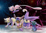CE: Pokemon New Year