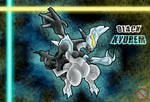 Black Kyurem Wallpaper by shadowhatesomochao