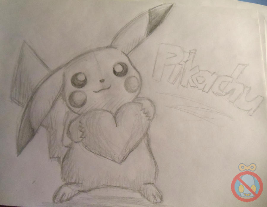 Pikachu loves you!! by shadowhatesomochao on DeviantArt