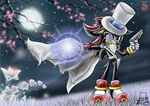 Kaito Shadow wallpaper 2 by shadowhatesomochao