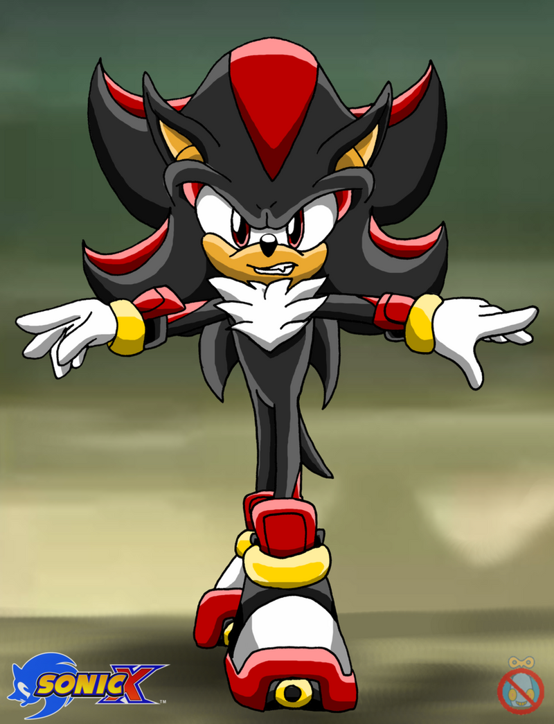 Cm shadow the hedgehog sonic x style by shadowhatesomochao