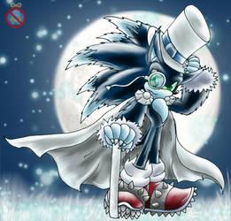 CM: Magic Werehog by shadowhatesomochao