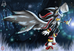 like an angel: Kaito Shadow by shadowhatesomochao