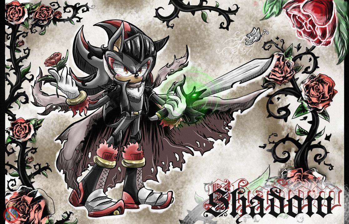 Shadow Wallpaper by shadowhatesomochao