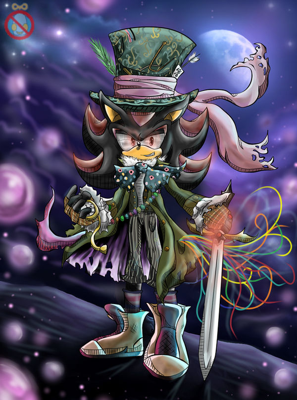 Shadow the mad hatter by shadowhatesomochao